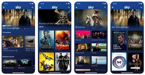 sky  app endlich mit iphone  support macerkopf
