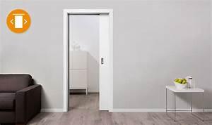 Schallschutz Innenwand Nachträglich : schiebet ren vor in der wand laufend mosel t ren ~ Lizthompson.info Haus und Dekorationen