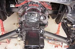 Corvair Motor Swap