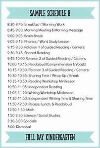1000+ ideas about Kindergarten Schedule on Pinterest ...