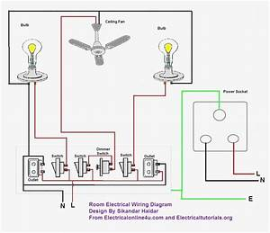 Electrical Wiring Diagram For House