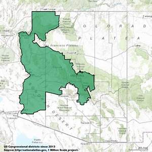Arizona's congressional districts - Wikipedia