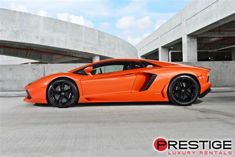 Lamborghini Aventador Rentals