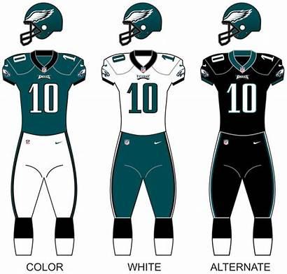 Eagles Philadelphia Football Uniforms Fly Nfl Season