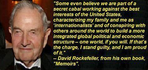 david rockefeller quotes quotesgram