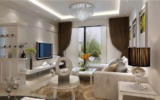 Small Living Room Design with TV