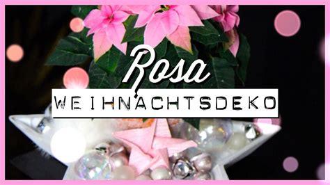 wie pflegt einen weihnachtsstern rosa weihnachtsdeko selber machen weihnachtsstern pflegetipps wohnprinz