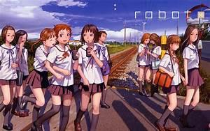 School, Uniforms, Range, Murata, Sailor, Uniforms, Wallpapers, Hd, Desktop, And, Mobile, Backgrounds