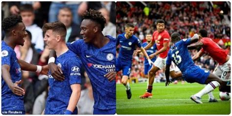 Chelsea vs Manchester United Line Up And Formation - The ...