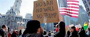 Thousands Join New Protests Against Trump's Immigration ...