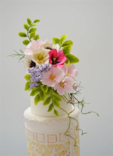 shabby chic wedding cake decorations shabby chic wedding cake cakecentral com