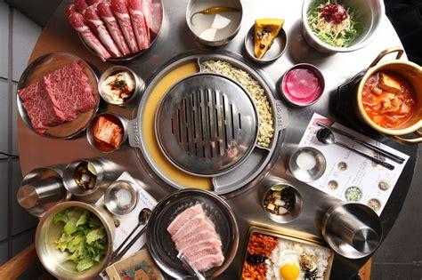 kang ho dong baekjeongs impressive spread grub street