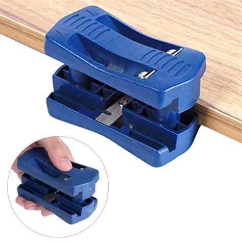 edge banding trimmer mini plastic pvc plywood melamine wood edge band cutter manual trimming