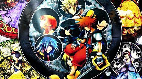 Kingdom Hearts Animated Wallpaper - animated dive into the destati kingdom hearts ii
