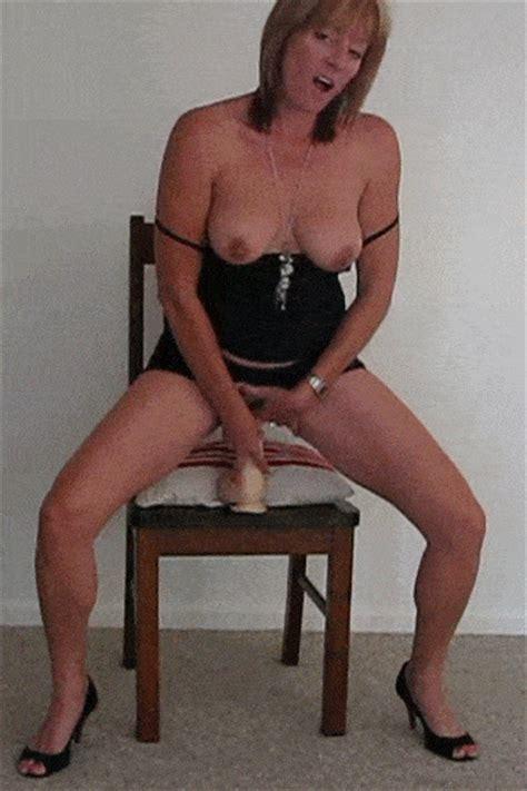 Chair Mounted Dildo
