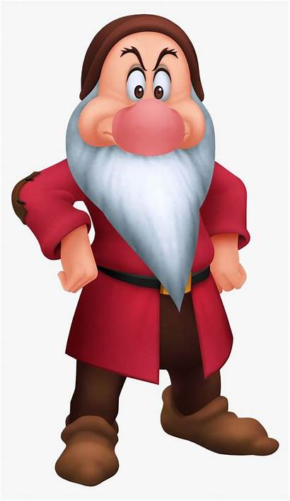 Dwarfs Seven Clipart Grumpy Kindpng
