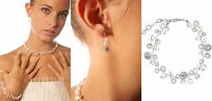 bien choisir ses bijoux de mariee pour etre en harmonie With robe courte mariage avec parure bijoux pour mariage pas cher
