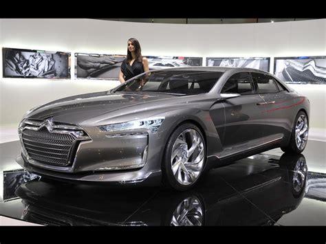 Komisch Citroen Concept Car Wallpapers