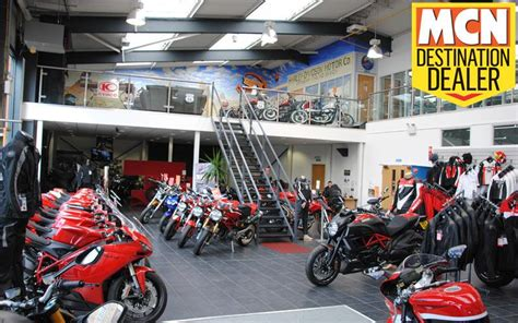 Motorcycles Dealers by Destination Dealer Sycamore Motorcycles