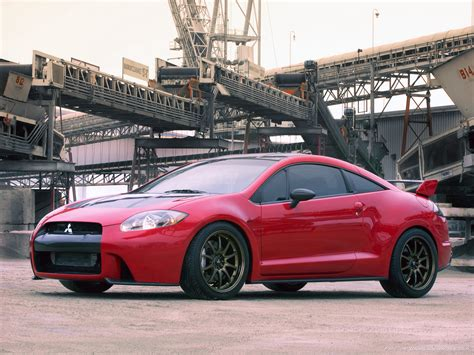 mitsubishi eclipse ralliart review top speed