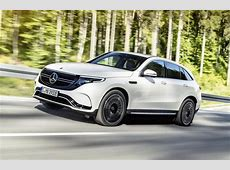 MercedesBenz EQC unveiled, new electric midsize SUV