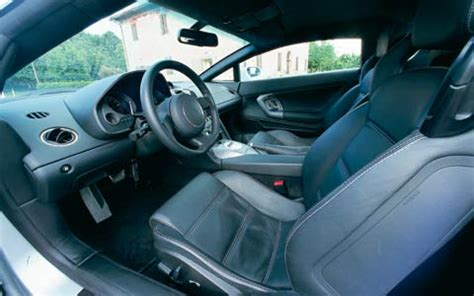 lamborghini gallardo  drive road test review