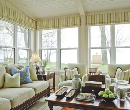 Ceiling Blinds For Sunrooms by Fresh Casual Sunroom