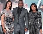 Idris Elba's second wife Sonya Nicole Hamlin's Biography ...