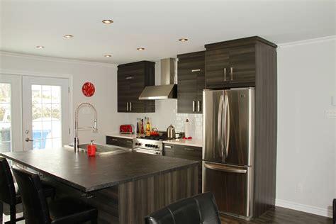 armoire de cuisine armoires de cuisine de mélamine grise