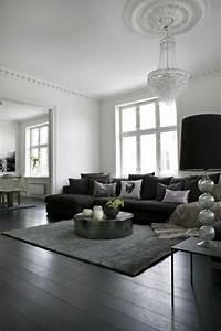 Graue Couch Wohnzimmer : wohnzimmer graue sofa bilder raum und m beldesign ~ Michelbontemps.com Haus und Dekorationen