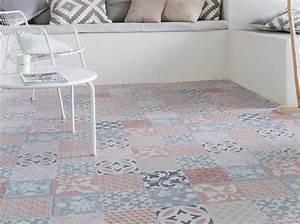 Carreaux De Ciment Adhesif Sol : sol en carreaux de ciment meilleures images d ~ Premium-room.com Idées de Décoration