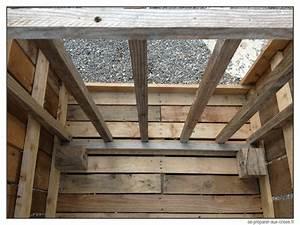 Fabrication Avec Palette : construire un composteur gratuit en bois de palette se preparer aux ~ Preciouscoupons.com Idées de Décoration
