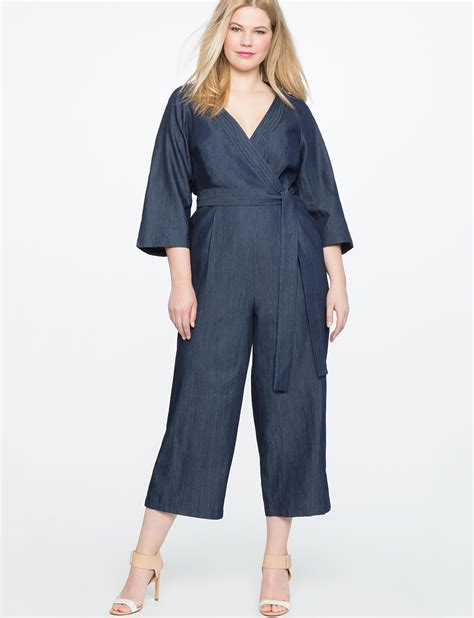 plus size denim jumpsuits looking for a jumpsuit we found 14 awesome plus size ones
