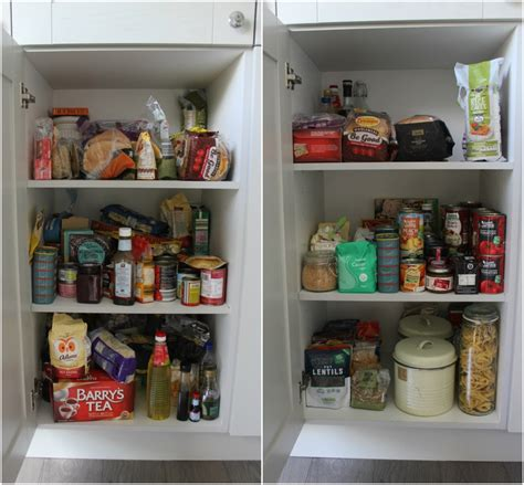 How To Organise A Pantry Cupboard by How To Re Organise Your Kitchen Pantry Organised Chaos
