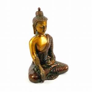 Buddha Figur 150 Cm : buddha figur messing medizin buddha 16 cm yoga stilvoll ~ Bigdaddyawards.com Haus und Dekorationen