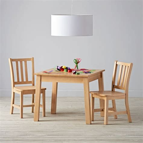 anywhere square play table and chairs set the