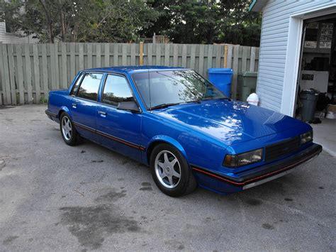 1989 Chevrolet Celebrity  Overview Cargurus