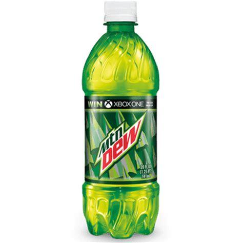 mountain dew bottle transparent png stickpng