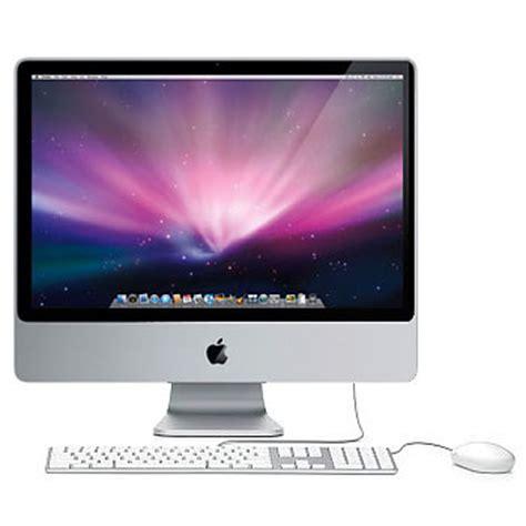 ordinateur de bureau gamer apple imac 24 quot 3 06 ghz achat pc multimedia sur materiel