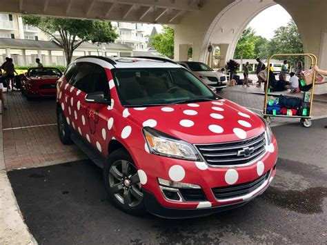 Minnie Vans Transportation Service Launches