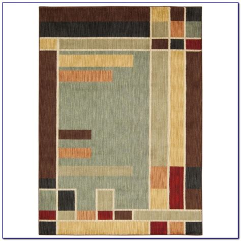shaw mission style area rug rugs home design ideas