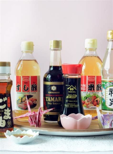 Pantry Essentials Japanese  Dish