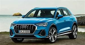 Nouveau Q3 Audi : audi q3 2019 les photos du nouveau suv ~ Medecine-chirurgie-esthetiques.com Avis de Voitures
