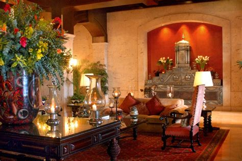 Spanish Hacienda Style Decor-house Furniture