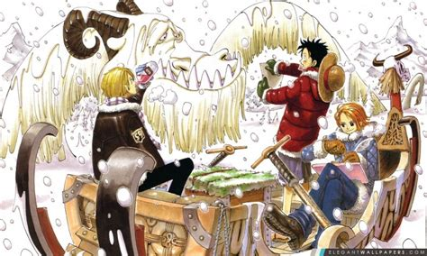 One Piece, Luffy. Fond D'écran Hd à Télécharger