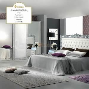 Chambre Complete Adulte : miroir tete de lit perfect miroir tete de lit with miroir ~ Carolinahurricanesstore.com Idées de Décoration