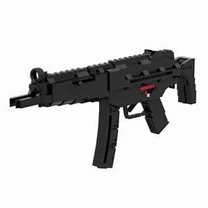 Lego Gun Instructions