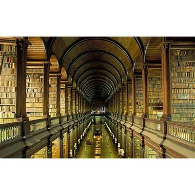 Incredible Libraries from Around the World [15 Pics]I