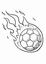 Coloring Soccer Pages Ball Drawing Soccerball Balls Activities Draw Sports Football Drawings Bundle Sheets Pdf Demogorgon Clip Popular Read sketch template