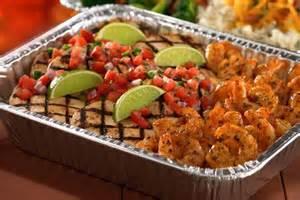 Chili's Party Platters Menu